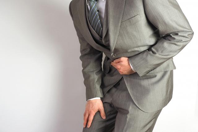 男性の泌尿器科の症状